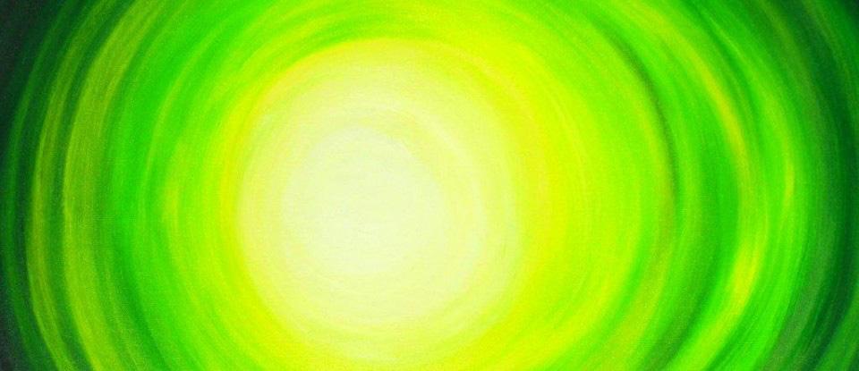 Energiebild-Herzchakra